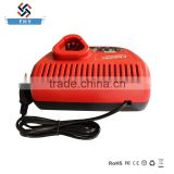 OEM Manufacture Power Tool Battery charger for Milwaukee 12V Lithium ion Battery M12 12 Volt 48-59-2401 48-11-2402