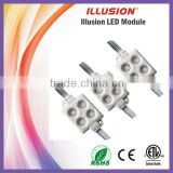Sign Lighting Use 3 Years Warranty CE ROHS Certificate DC12V IP65 Injection smd 5050 led module