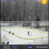 rink synthetic manufacturer/uhmw pe indoor plastic hockey floor/inflatable hockey rink