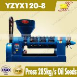 Screw Oil Press for Avocado seeds oil, Rapeseed Groundnut oil, soybean oil
