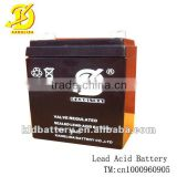 SLA battery/Maintenance free rechargeable battery / bilding intercom sealed lead acid battery