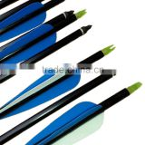 Made in China archery hunting aluminum arrow shafts for archery arrows