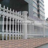 Steel Picket Metal Wrought Iron fence
