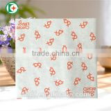 high quality wax coated wrapping paper manufacture/greaseproof paper for burger wrapping