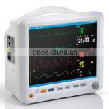 Multi-parameter ICU 12 inch screen Patient Monitor from factory