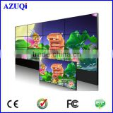"55"" Ultra Thin Bezel 3.5mm Industrial LED Video Wall and LCD Advertising Video Wall"
