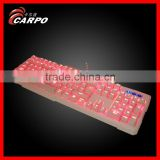 Real White mechanical keyboard filco from factory into market T-886