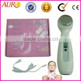 (Au-010) Best selling 5MHz Handheld Ultrasonic facial massage machine for anti wrinkle