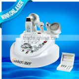 gold diamond detector for beauty clinic