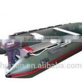 Best selling of Inflatable Boat With Electric Motor