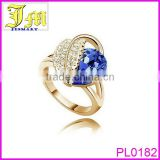 2014 Fashion Trend Elegant MIdi Gold Wedding Ring