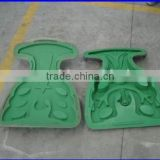 kids toy aluminum mould,rotational molding machining