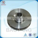 Trade Assurance precision stainless steel centrifugal pump impeller