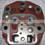 Tractor cylinder head for diesel engine