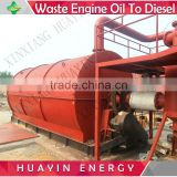 Used Rubber Processing Machine to Oil Pyrolysis Recycling