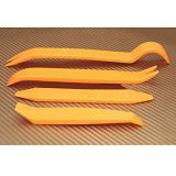 Truck Car Auto Door Body Clip Panel Trim Removal Tool Kits for Car Dash Radio Audio Console Installer Pry Tool 4Pcs