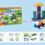DIY Educational Toys Plastic Connecting Building Blocks Toys Kids interlocking building block