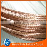 plain copper stranded single core annealed wire SABS 144 part 1