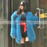 SJ142-01 Fluffy Warm Coat/Russia Warm Coats against Coldest Snow Winter