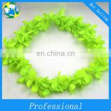 Plastic Flowers Garland Flower Lei 2015 Flowers (DX-JQ-00197)