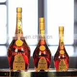 Sales types of brandy alcohol liquor factory with ISO FDA QS