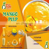 High Quality Kesar Mango Pulp