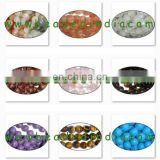 semi precious gemstone 8mm round