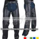 Motorbike Chaps Chaps Genuine Leather chap unlined leather chap 2017