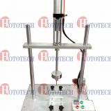 Terminal box knockout testing machine
