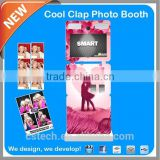 Cool Clap Social Media Photo Booth Manufacturer In Guangzhou