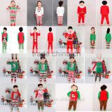2015 wholesale latest new design kids children christmas pajamas pijamas AG-YCmain