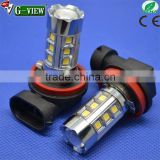 2016 Newest Design LG 3030CHIP 18smd 10-30V white iceblue golden yellow led car bulb