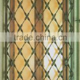 GYD-15WG019 decorative iron window guard design