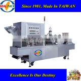 Good Quality China Box Cup Sealing Jelly Filling Machine