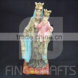 Polyresin Marial Christian Religion Statue Decoration