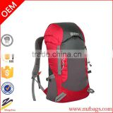 Lightweight outdoor camping waterproof nylon foldable backpack