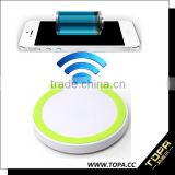 super quality best performance alibaba express wireless charging pad for Samsung Galaxy S6 S5 Note 4