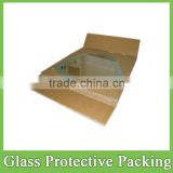 Environmental 100% Recycle Table and Chair Furniture Cardboard Customized Packaging Box Honeycomb Paper Packing Cushion