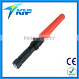 LED Aluminium Traffic Control Beacon baton Safety Warning Torch light