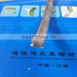 Aluminum window self-adhesive seal brush/pile weather stripping/wool pile with self-adhesive