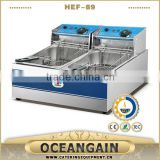 HEF-89 2015 professional stainless steel electric chicken deep fryer                                                                         Quality Choice