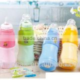 2016 New Hot Sale thermos flask baby feeding bottle/kids water bottle joyshaker/Insulated baby kids drinking bottle