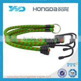 green bungee cord with hooks,strong elastic bungee cord                                                                                                         Supplier's Choice
