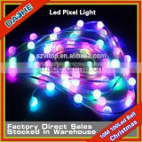 Christmas Led Pixel Light String Big Globe Ball Strip for Christmas Tree Holiday Decoration Wholesale Dream Color Newest Hot