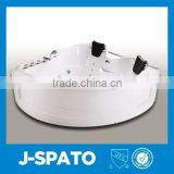 Alibaba China White Hydromassage Inflatable Pool Hot Tubs For Home For JS-8025