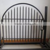 iron powder coated lowes iron garden gates