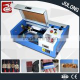 Factory Price!High Quality Laser Engraving Machine/Desktop Laser Cutter for Stamp Wood Crafts