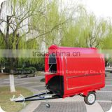 2013 Beautiful Electric Mobile Fast Ice Cream Drinks Mall Food Kiosk for Sale XR-FC220 B