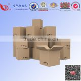Paper box mail fsc & high quality corrugated paper carton shipping boxes for express packaging