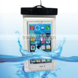 High quality uniersal waterproof bag/case/pouch for smartphone